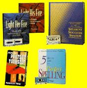 Self-help Books Audio Tapes